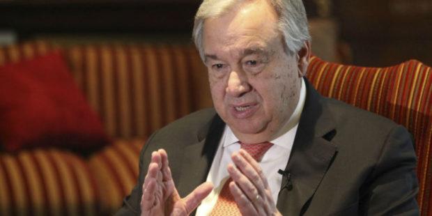 Генсек ООН выступил с комментарием после удара США по Сирии