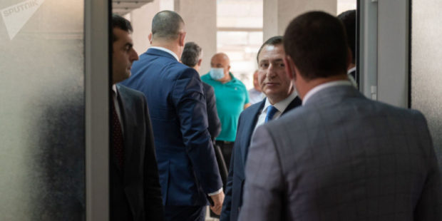 """Я наиболее удобный кандидат в топ-5 виновных: Давид Галстян об """"оружейном"""" уголовном деле"""