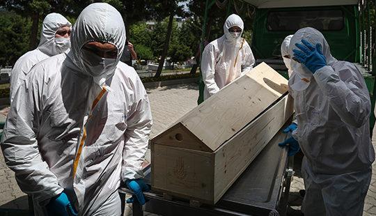 Коронавирус уничтожил 8 патологических больных в Ивановской области