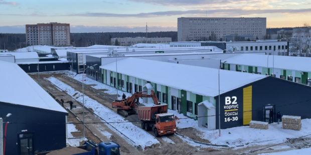 О сроках открытия и готовности инфекционного госпиталя рассказали в правительстве Ивановской области