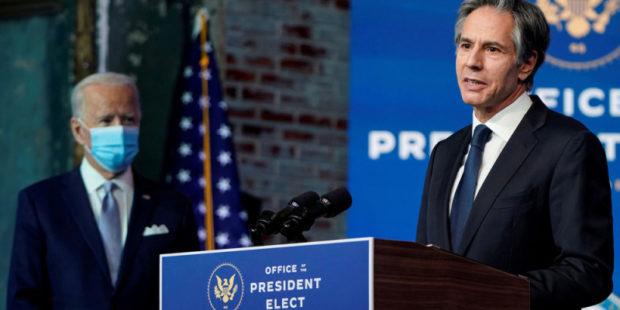 """США хотят продлить и укрепить ядерное соглашение с Ираном, но с одним """"но"""" – Блинкен"""