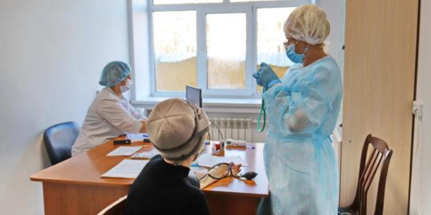 Статистика COVID по Алтайскому краю на 13 февраля: заболели 168, умерли 16