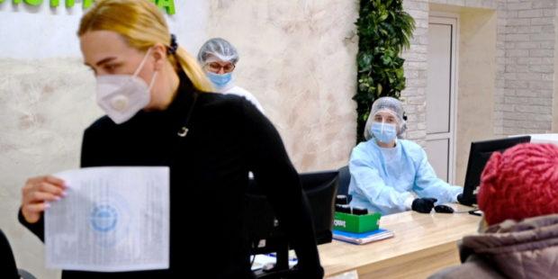 Статистика COVID по Алтайскому краю на 5 февраля: заболели 181, умерли 14