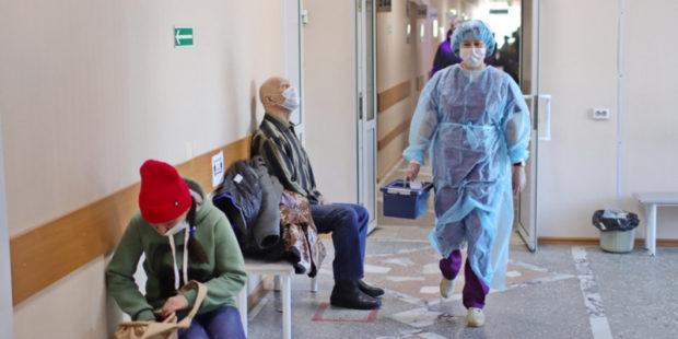 Статистика COVID по Алтайскому краю на 9 февраля: заболели 174, умерли 15
