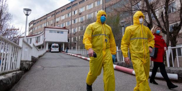 Точная статистика по коронавирусу в Армении за 15 февраля