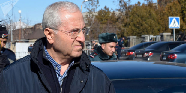 Умер бывший министр сельского хозяйства Армении Серго Карапетян - СМИ