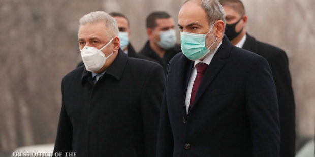 Власти Армении согласились на расформирование Армии обороны Карабаха - Микаэл Минасян