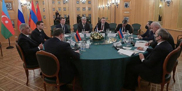 Встреча вице-премьеров Армении, России и Азербайджана в Москве: о чем договорились стороны