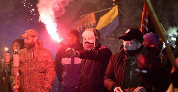 Экс-участник Майдана сказал, чем в то время занимались националисты, и сколько их было