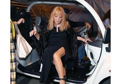 Дизайнер Пугачевой назвал ее новый размер одежды