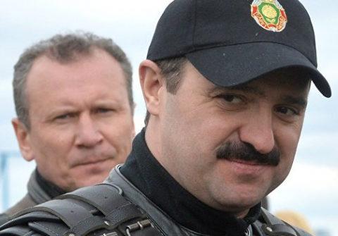 Лукашенко уволил сына с должности своего помощника