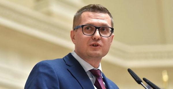 Главе СБУ Баканову дали «сценарий» вопросов депутатов для отчета в Раде