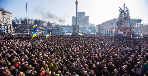 Бывший участник Майдана рассказал, сколько человек реально поддержало протест