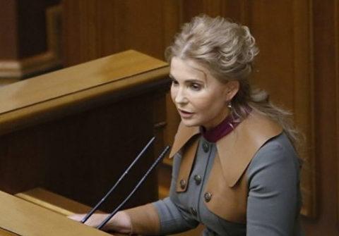 «Эффект заканчивается»: Тимошенко назвала причину своего преображения