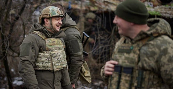 Стешин рассказал о новой «клоунаде» Зеленского в Донбассе
