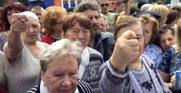 Украинское правительство объяснило, почему пенсии в стране будут падать