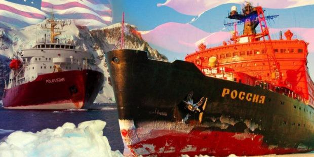 """Америка намерена вернуть господство в Арктике не из-за """"угрозы"""" РФ и КНР: у США """"скрытый"""" интерес – СМИ"""