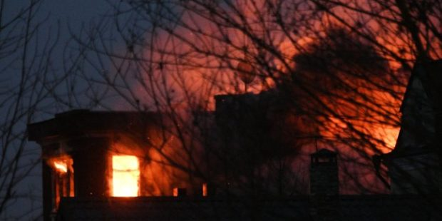 Тело устроившего стрельбу в Подмосковье нашли в его сгоревшем доме