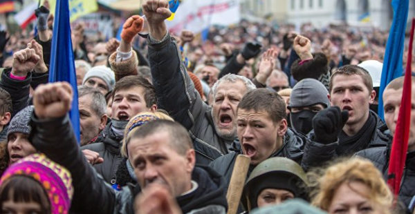 Красовский нашел доказательство того, что украинцы хотят в состав РФ и сделать Путина президентом