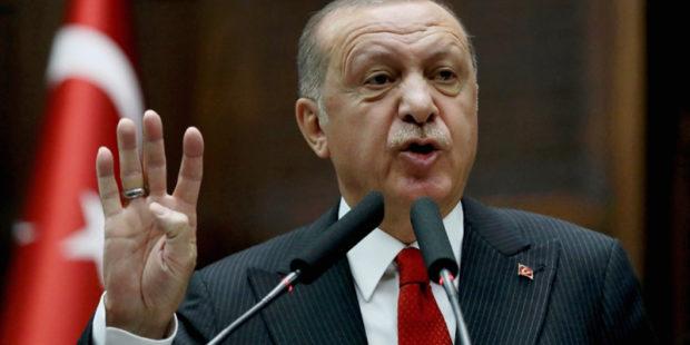 Эрдоган рассказал, когда Турция уйдет из Сирии