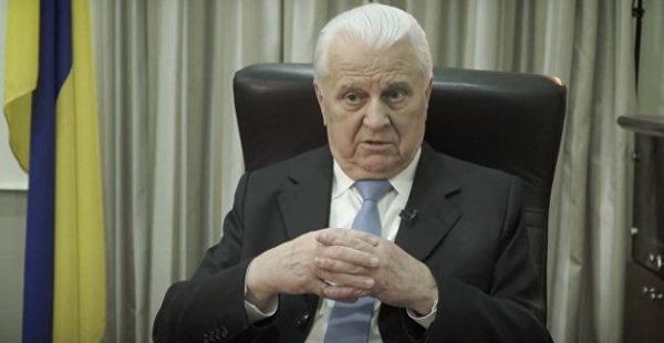 Кравчук опростоволосился в прямом эфире с несуществующим планом урегулирования конфликта в Донбассе