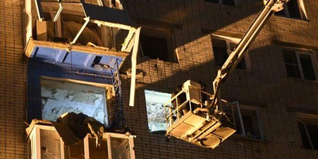Жильцы пострадавшего дома в Зеленодольске разместились у родных и в ПВР