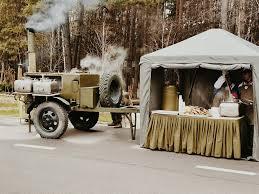 Армейский кейтеринг: любое мероприятие в стиле «милитари»