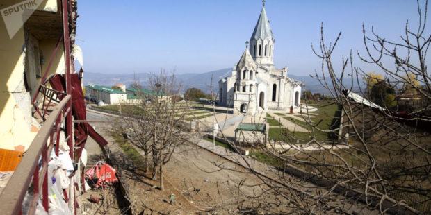 Армянство Арцаха никогда не смирится с потерей Шуши - заявление МИД в 101 годовщину резни