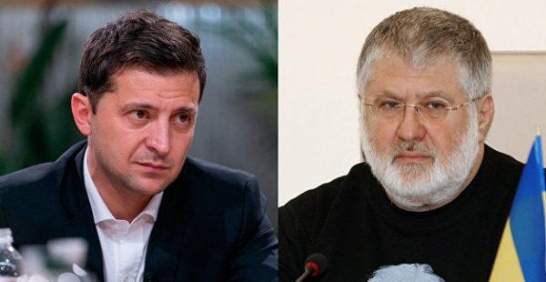 Зеленский очень помог Коломойскому введенными санкциями - Охрименко