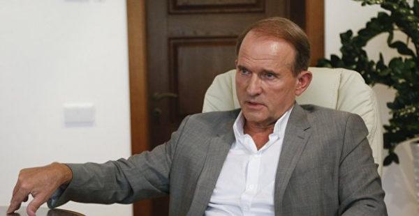 СБУ допросила Медведчука - СМИ