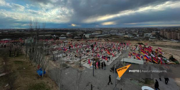 """Члены """"Движения по спасению родине"""" отдали дань уважения памяти погибших в """"Ераблуре"""""""