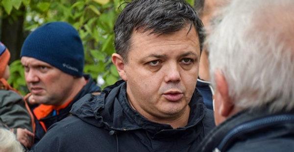 Семенченко признался в создании ЧВК для военных действий в Сирии