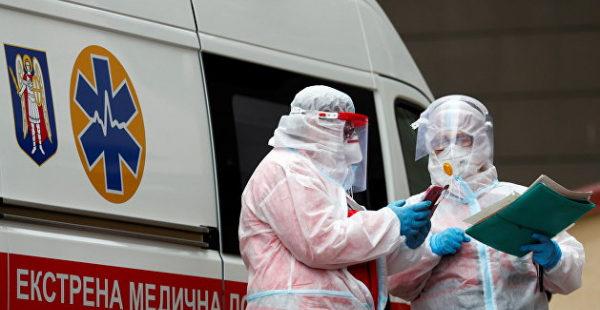 На Украине почти 600 детей заболели коронавирусом за сутки
