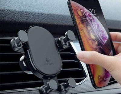 Какие бывают держатели для телефона?