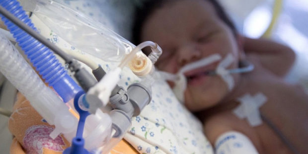 Диагноз COVID-19 поставили 2-недельному ребенку в Иванове