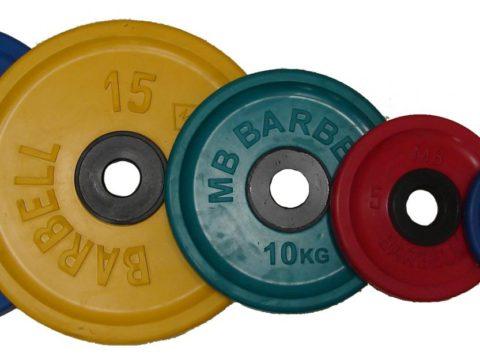 Профессиональные диски для штанги: разновидности, преимущества приобретения