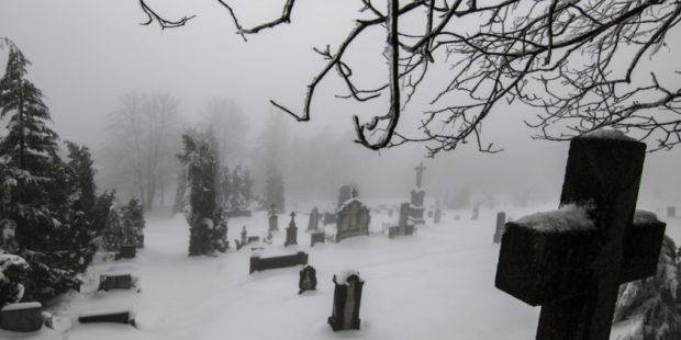 Для умершего от коронавируса жителя Шуи в Ивановской области 1 марта израсходовали 933-й похоронный мешок