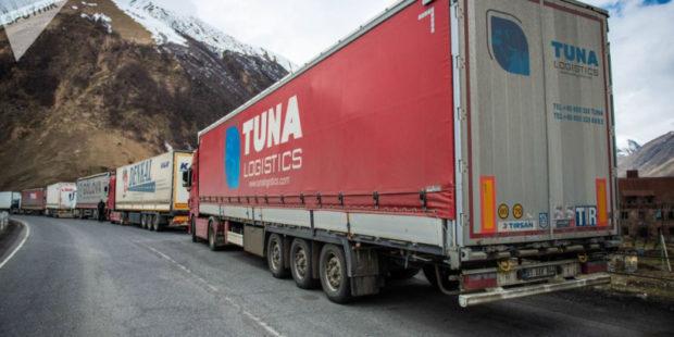 Движение через Ларс будет открыто для всех видов автотранспорта - КГД