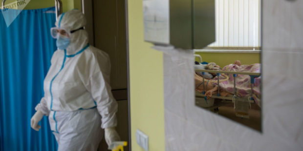 Эпидемия коронавируса в Армении: цифры растут