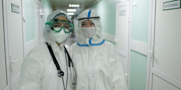 Год пандемии в Алтайском крае: 26 марта 2020 года подписан «антиковидный» указ