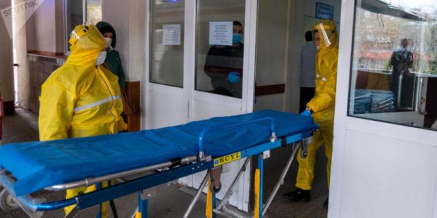 Известно, сколько медиков в Армении заразились коронавирусом – данные Минздрава