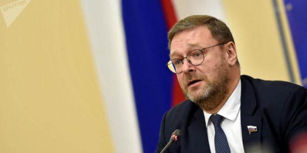 Константин Косачев избран новым вице-спикером Совета Федерации