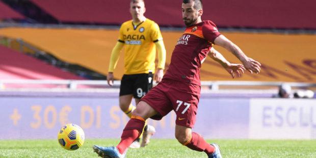 Мхитарян пропустит матчи за сборную Армении - травма серьезная