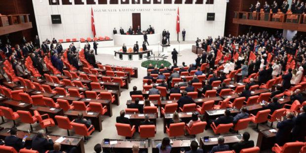 Парламент Турции собирается отметить 100-летие Московского договора