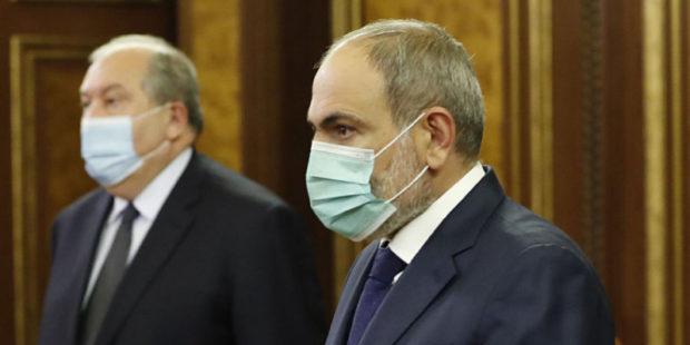 Пашинян может шантажировать президента Саркисяна вопросом британского гражданства? Мнение