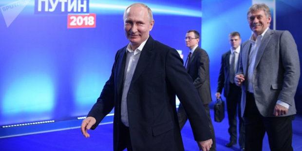 Песков ответил на вопрос о вакцинации дочерей Путина от коронавируса