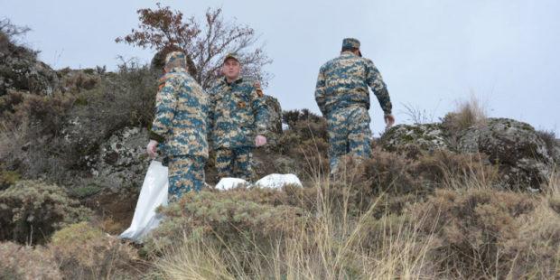 Поиски останков погибших ведутся в Аскеранском районе – Госслужба по ЧС Карабаха