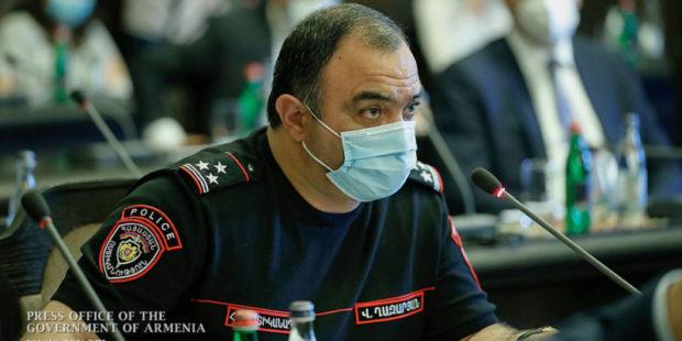 Полиция Армении сумела предотвратить кровопролитие – Казарян о работе ведомства