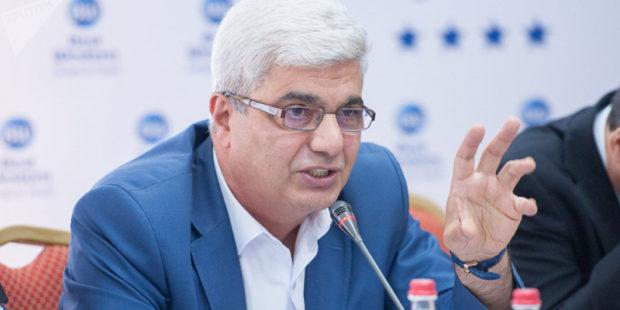 Политолог Григорян публично извинился перед экс-генсеком ОДКБ за клевету