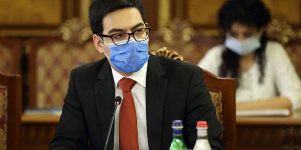 Принудительного исполнения не предусматривает - глава Минюста о вопросе Оника Гаспаряна